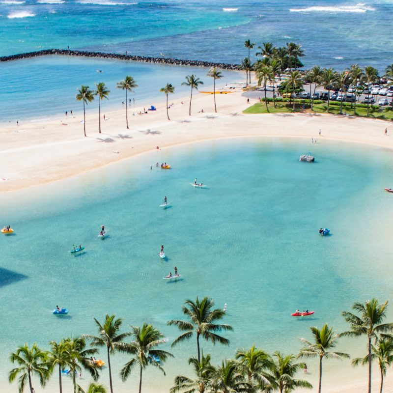 Flight Deal: Fly From D.C. To Hawaii For Under $350 Roundtrip.