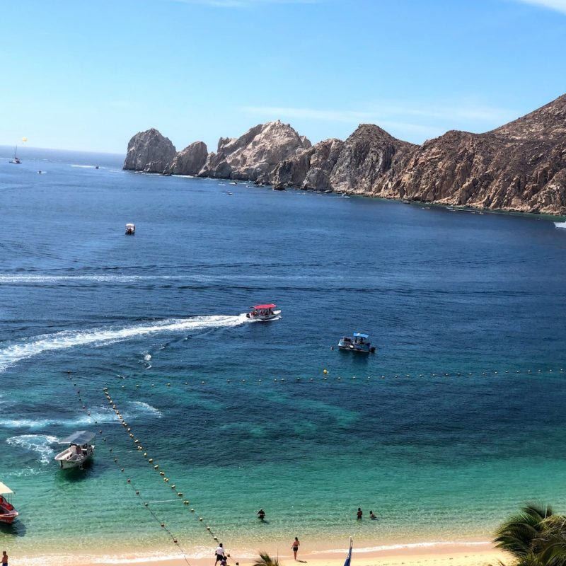 Coolin' In Cabo…The Solo Way