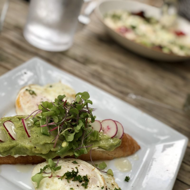 My Top 5 Fav Brunch Spots In Charlotte, NC